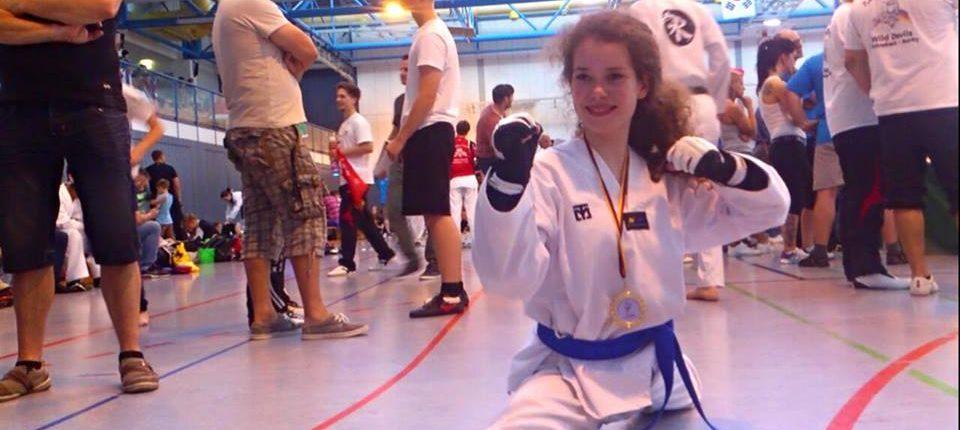 Mentaltraining im Kampfsport